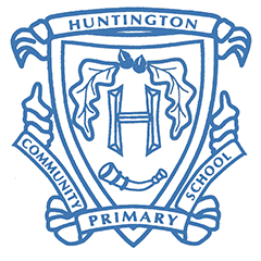 Huntington Community Primary School Logo